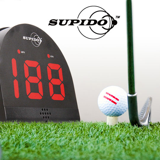 Golf Coaching Aids - Speed Radar