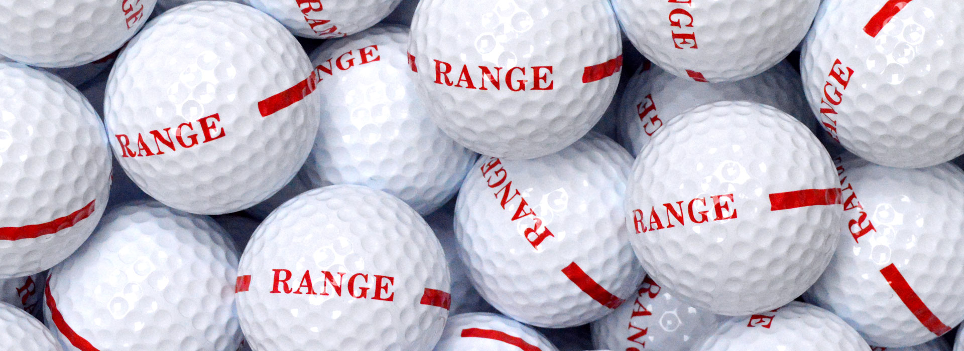 1 Piece White Golf Balls