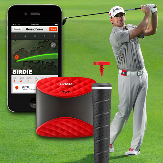 Golf Coaching Aids - Game Golf shot tracker