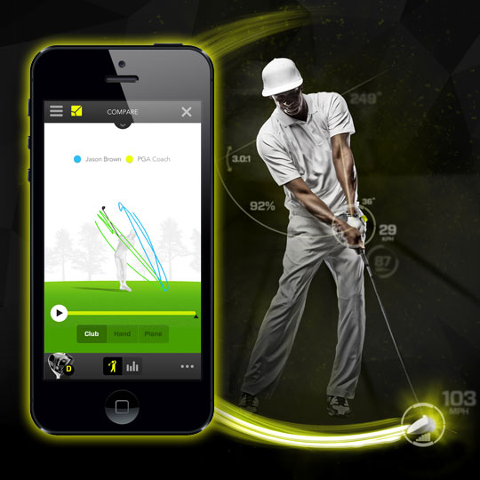 Golf Coaching Aids - Zepp Golf